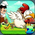Chicken Run 2 : An Adventure Escape icon