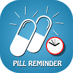 Pill Reminder - Medication Reminder Alarm icon