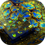 3D Flower HD visual Beautiful theme icon