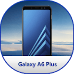 Theme for Galaxy A6 plus 2018 icon