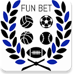 Fun Bet - The #1 Play Money Sportsbook icon