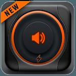 super volume booster - subwoofer speaker booster icon