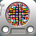 World radio FM wireless icon