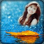 Rain photo frame - Monsoon Photo Frame icon