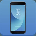 Launcher Theme For Galaxy J7 Plus icon