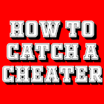 HOW TO CATCH A CHEATER for pc logo