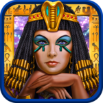 Cleopatra Match 3 Jewels Quest - Pharaoh Gems icon