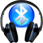 Bluetooth Audio Widget Battery FREE icon