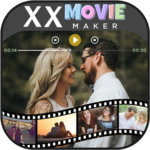 XX Photo Video Maker With Music - XX Movie Maker icon