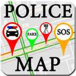 Police Map (Speed Camera Radar) icon