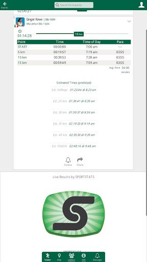 Sportstats Tracker PC screenshot 2