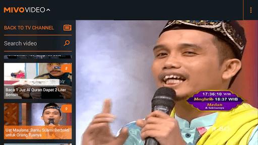 Mivo - Watch TV & Celebrity pc screenshot 1