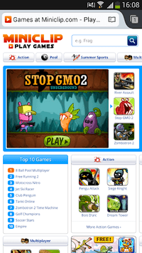 FlashFox - Flash Browser PC screenshot 2