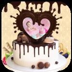Cake Photo Frame Editor icon