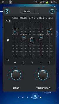 Music Equalizer Pro PC screenshot 1