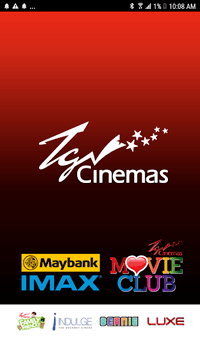 TGV Cinemas pc screenshot 1