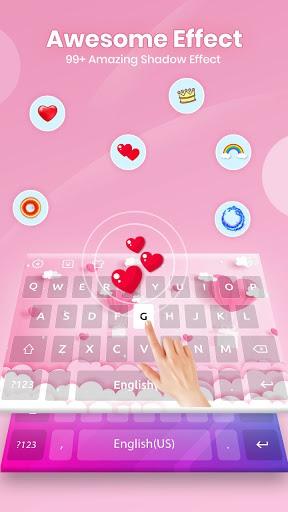 Picture Keyboard-Emoji Keyboard Fonts,GIF,Stickers pc screenshot 1
