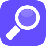 Magnifying Glass HD + icon