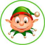 Talking Christmas Elf icon