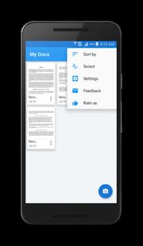 Doc Scanner - Phone PDF Creator pc screenshot 1