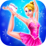 Ice Skating Superstar - Perfect 10  ❤ Dance Games icon