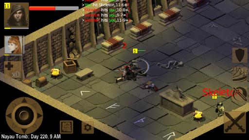 Exiled Kingdoms RPG pc screenshot 1