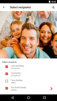 Frameo - Send photos to WiFi digital photo frames pc screenshot 1