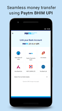Mobile Recharge, DTH, Bill Payment, Money Transfer pc screenshot 1