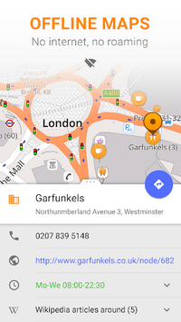 OsmAnd — Offline Travel Maps & Navigation pc screenshot 1