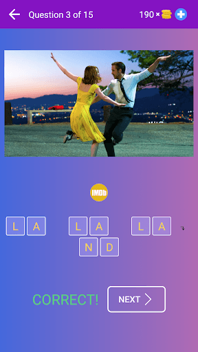 Guess the Movie from Picture or Poster — Quiz Game pc screenshot 1