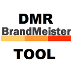 DMR BrandMeister Tool icon