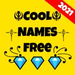 💎 Free & Fire Name Style App - Nickname Generator icon