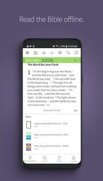 NIV Bible PC screenshot 1