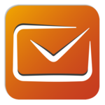 Check for Hotmail icon