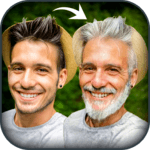Old Age Face Effect for pc logo