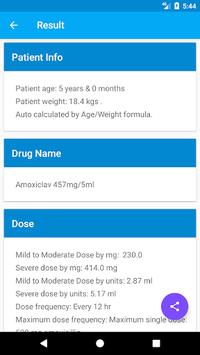 Dose Calculator pc screenshot 2
