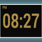 LED Digital Table Clock icon