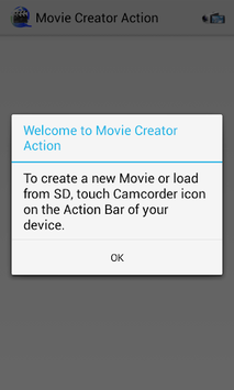 Movie Creator Action pc screenshot 1