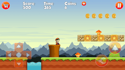 Nob's World - Jungle Adventure PC screenshot 2