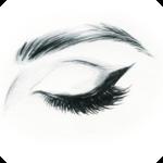 Perfect Eyebrows. Smart Mirror icon