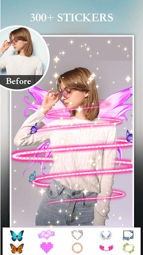 Blur Photo Editor Pro- Background Changer Effects PC screenshot 3