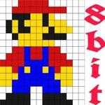 8bit Painter - Pixel Painter icon