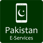 Pakistan E-Services icon