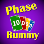 Super Phase Rummy card game icon