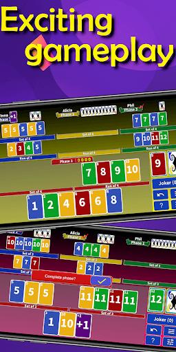 Super Phase Rummy card game PC screenshot 2