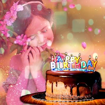 Birthday Photo Frame pc screenshot 1