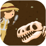 Find Dinosaurs for pc logo