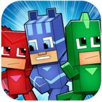 Super PJ Hero Masks Craft Run icon