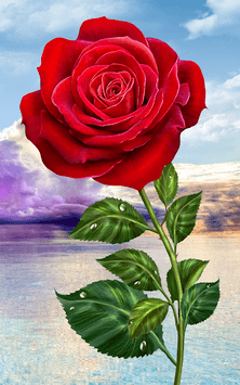 Rose. Magic Touch Flowers pc screenshot 1