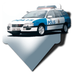 Police traps and Speedcams icon
